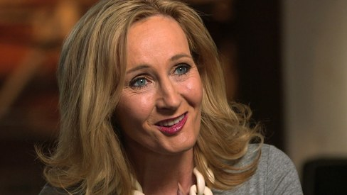 J.K. Rowling hits back at readers who burned their Harry Potter Books