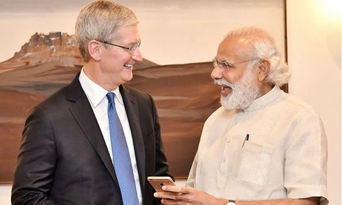 Apple to build iPhone in India this year: official