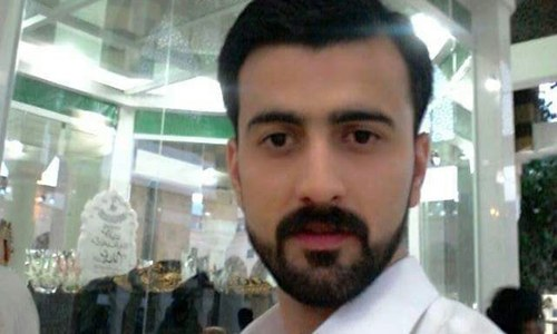Young man shot dead by police officer in Islamabad