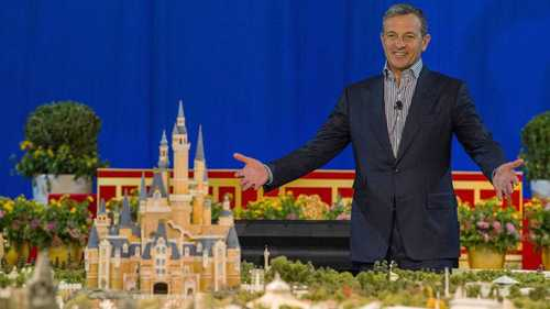 The amplification of Mr Disney's vision