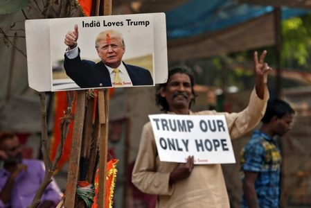 'Trump Army' campaigns for Hindutva in Uttar Pradesh