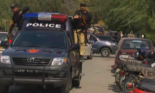 Afghan consulate official shot, killed by guard in Karachi