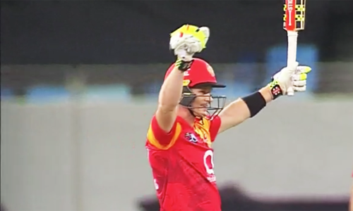PSL 2017: Watson's fiery spell hands Islamabad United first win of PSL