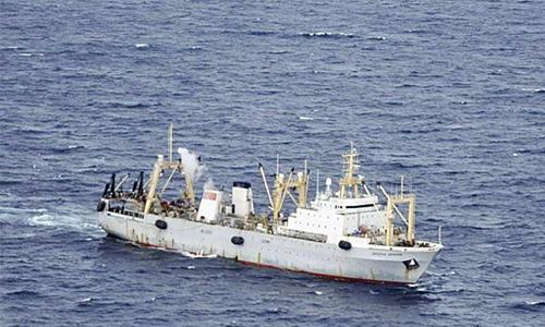As Russian submarine ship docks in Pakistan, India calls it normal