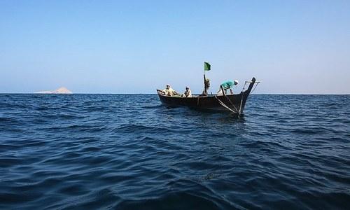 Seven Pakistani fishermen return home after 10-year detention in Yemen