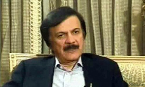 Charter of economy needed for policy consistency: Haroon