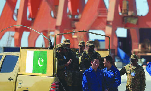 Road to the future: Hopes and fears as China comes to Gwadar