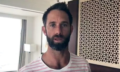 Lahore Qalandars' Grant Elliot shares grief of suicide attack victims