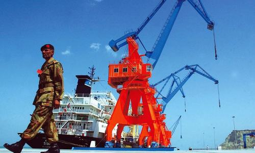 Over 40 economic zones to boost CPEC projects