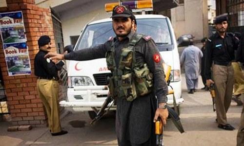 Suicide bomber strikes Mohmand; 3 Khasadar personnel, 2 civilians killed