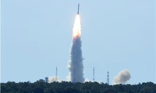 India launches record 104 satellites in one go