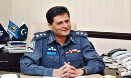 Capt Mobin: a father figure for Lahore's traffic wardens
