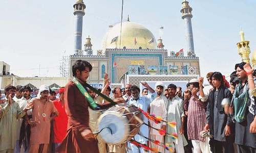 Qalandar`s shrine needs adequate security arrangements