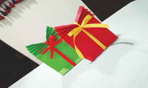 Wonder Craft: Paper gift-pack