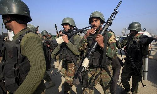 Army attacks suspected militant hideouts near Pak-Afghan border