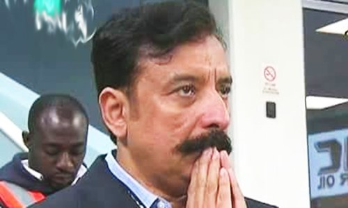 I can't suppress my emotions: Rana Fawad reacts to his viral dancing video