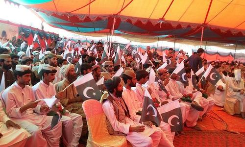 Polictial forces in Balochistan demand inclusion of IDPs in census