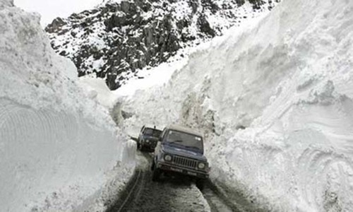 Avalanche kills seven in northern areas