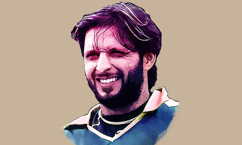 Howzat — is Afridi Pakistan's gift to cricket?