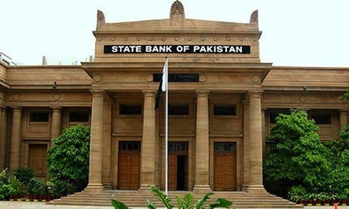 SBP building capacity for 'adverse situation'