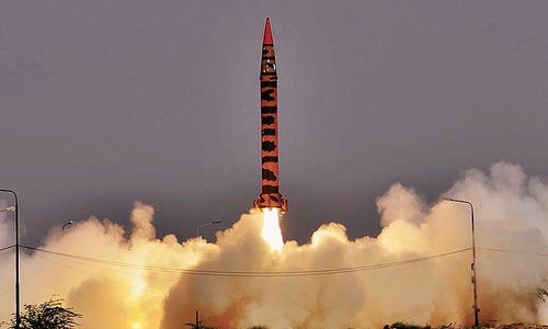 Pakistan, India extend accord aimed at reducing risk of nuclear accidents