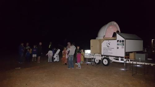 Pakistani science enthusiast's astronomical observatory wins $5,000 grant