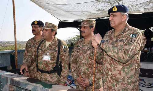 India trying to hamper Pakistan's fight against militancy, says Gen Bajwa