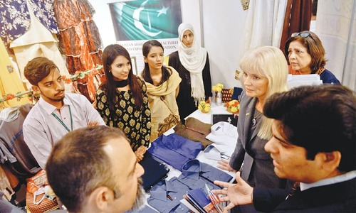 200 youths from conflict-ridden areas get training in garments-related trades