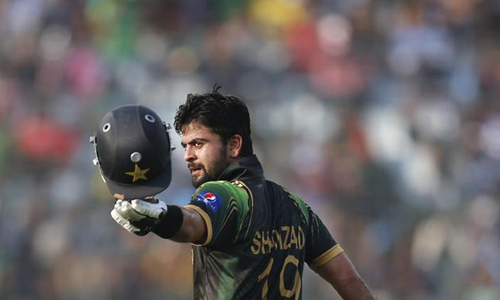 It is important that we all back Sarfaraz: Shehzad