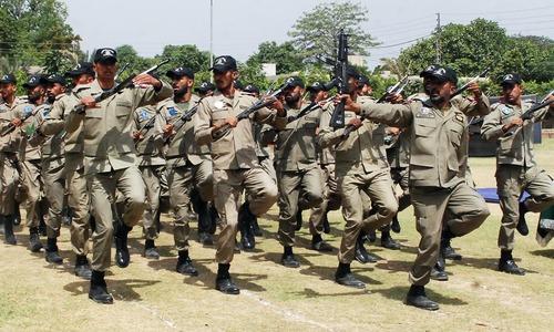Govt approves Punjab's request for Rangers deployment