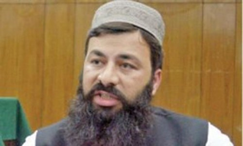 Peshawar nazim refuses offer to install early warning system