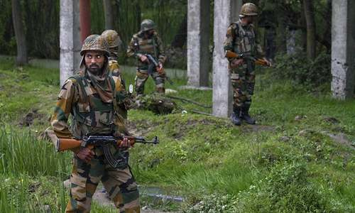 4 killed as militants ambush Indian army convoy in held Kashmir