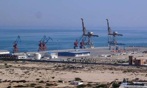 Chinese investment triggers land rush around Gwadar port