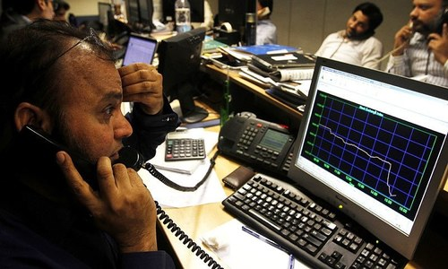 Full-day report: Pakistan stocks close red in futures rollover week