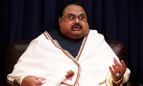 Interpol refuses to issue red warrant against Altaf
