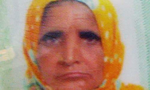 Mentally challenged woman shot dead by Indian BSF near Sialkot