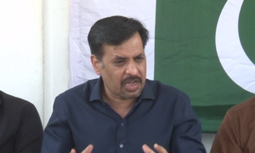 Mustafa Kamal questions rationale behind 'Operation Raddul Fasaad'
