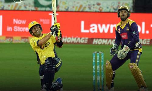 Afridi steers Peshawar Zalmi to victory against Quetta Gladiators