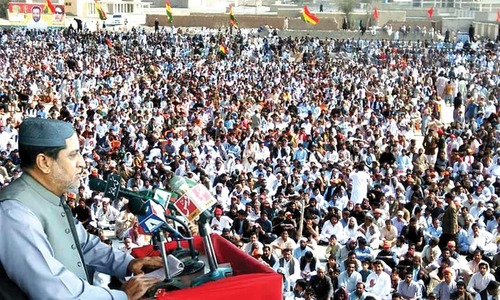 No CPEC benefit for Balochistan, says Mengal