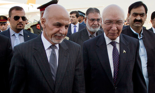 Fighting militancy together with Afghanistan
