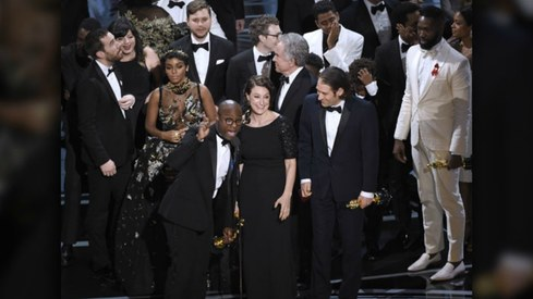 Oscars 2017: 'Moonlight' awarded Best Picture... after 'La La Land' was announced winner