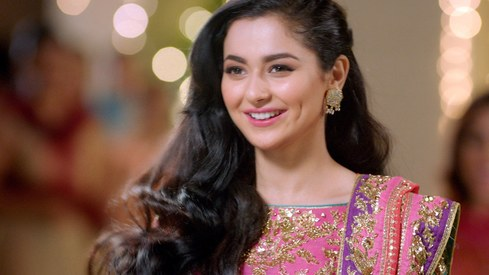 Rising talent Hania Aamir won't be intimidated by anyone in show business
