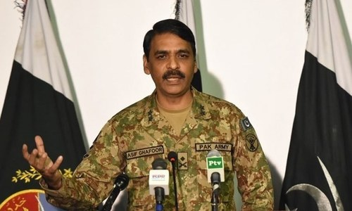 Afghanistan needs to abandon 'anti-Pakistan lens': DG ISPR