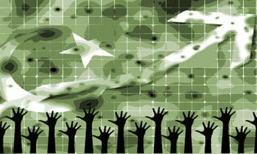 'Pakistan's economy on path of growth'