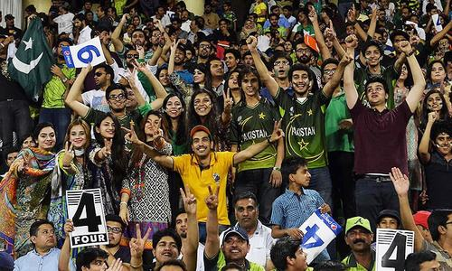 Holding the PSL final in Pakistan will send the right message at the right moment