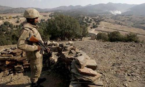 Afghan general summons Pakistani ambassador over border tensions