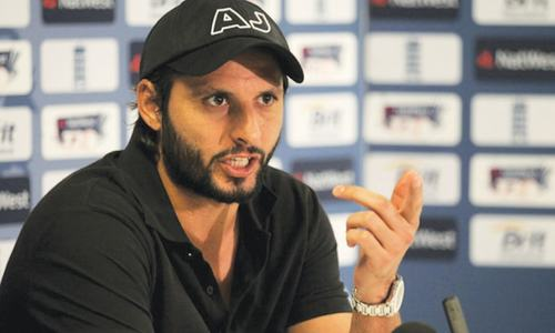 Afridi concerned about lack of young batting talent in PSL