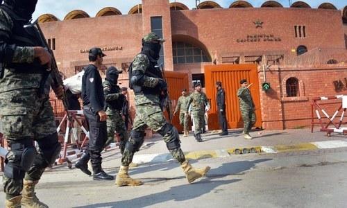 CM rebuts 60,000 security personnel figure