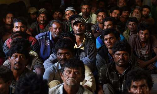 Pakistan Maritime Security arrest 50 Indian fishermen