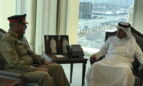Qatar seeks security help for football world cup